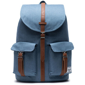 Herschel Dawson Zaino, blue mirage crosshatch